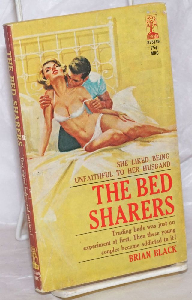The Bed Sharers. cover, Victor Prezio.