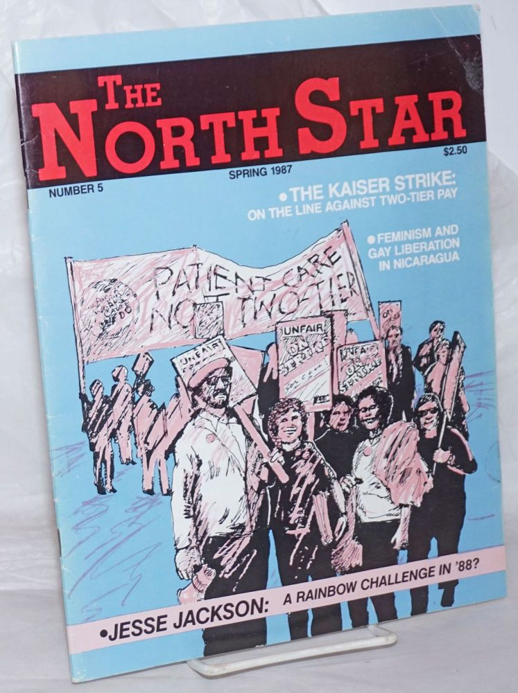 The North Star [No. 5, Spring 1987]