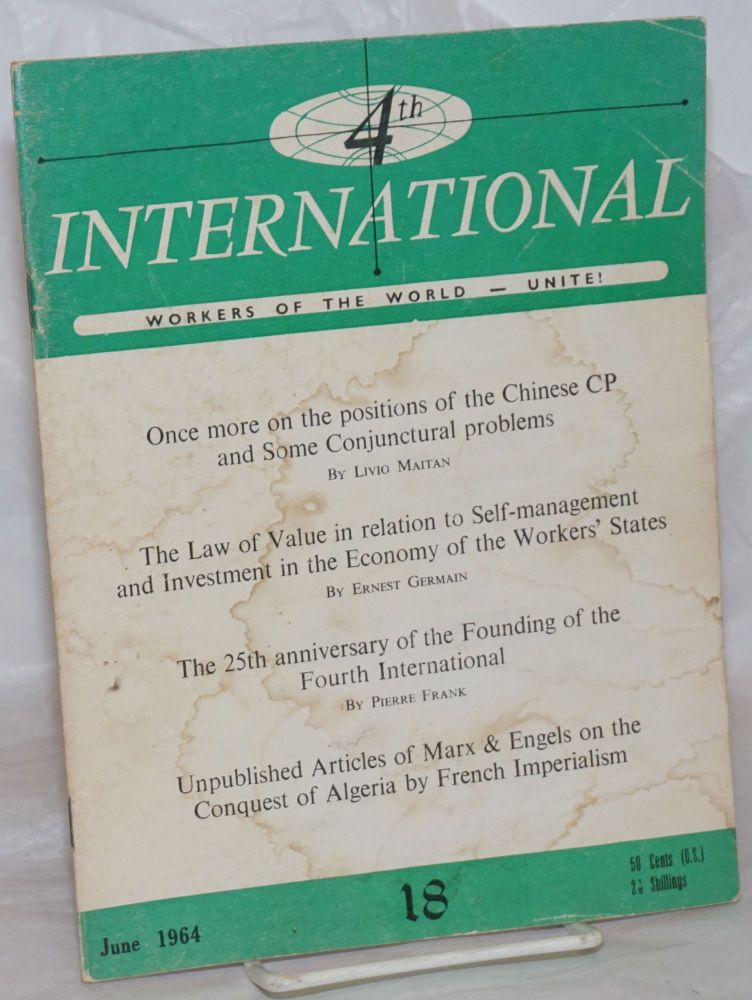 4th International [1964, Jun, No. 18] Workers of the World Unite