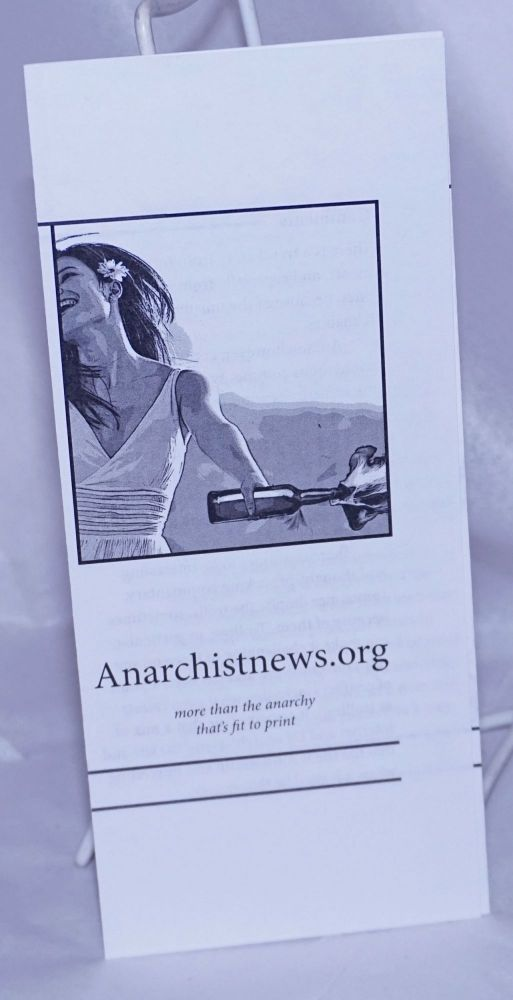 Anarchistnews.org: more than the anarchy that's fit to print