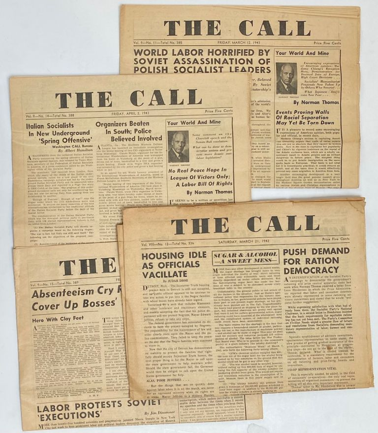 The Call [four issues]