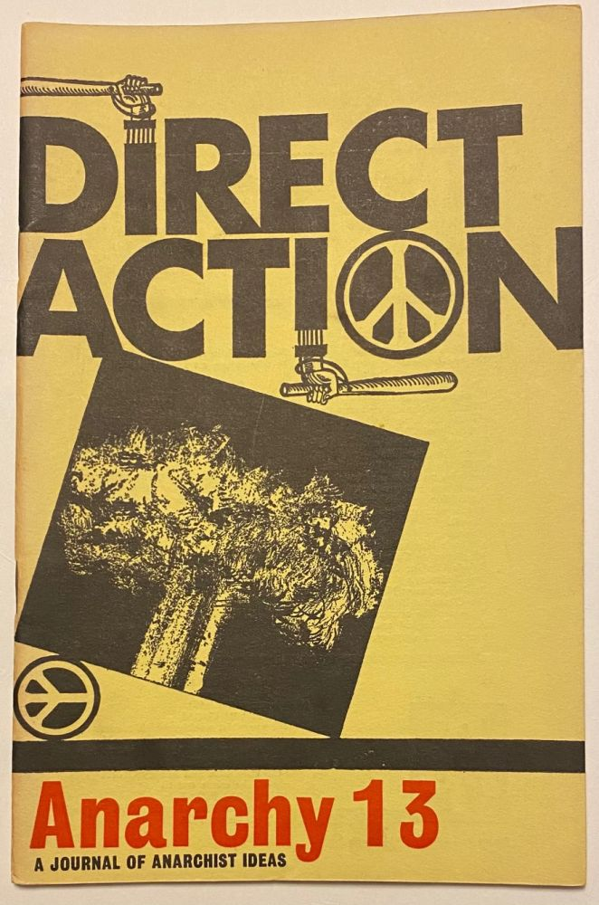 Anarchy: a journal of anarchist ideas. No. 13 (March 1962)