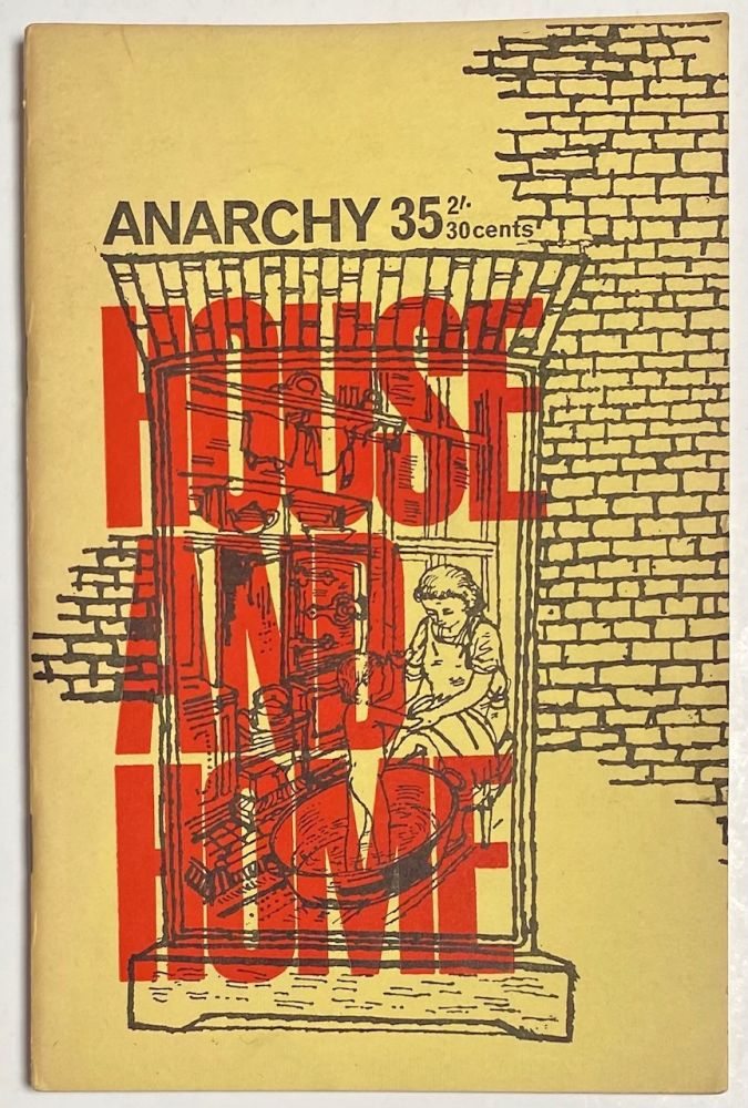 Anarchy: a journal of anarchist ideas. No. 35 (January 1964)