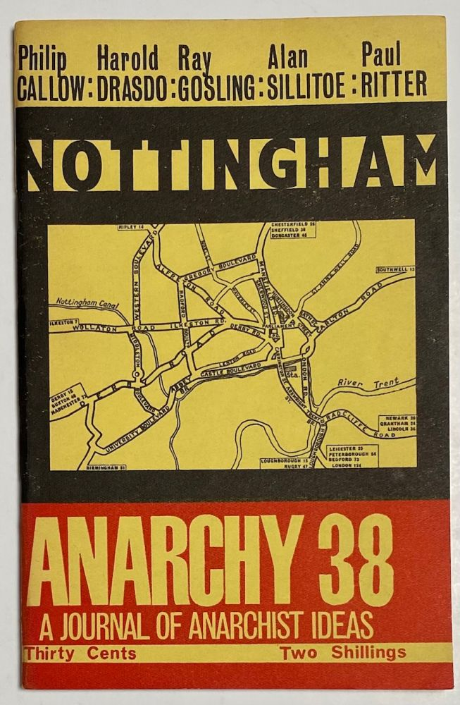 Anarchy: a journal of anarchist ideas. No. 38 (April 1964)