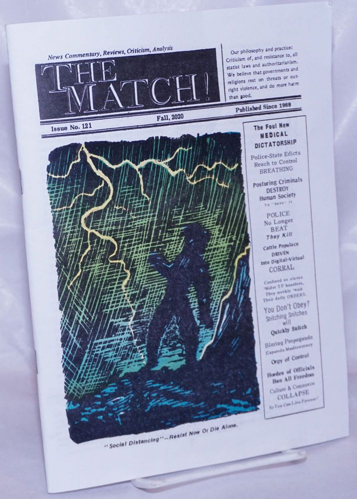The Match! Issue No. 121, Fall 2020
