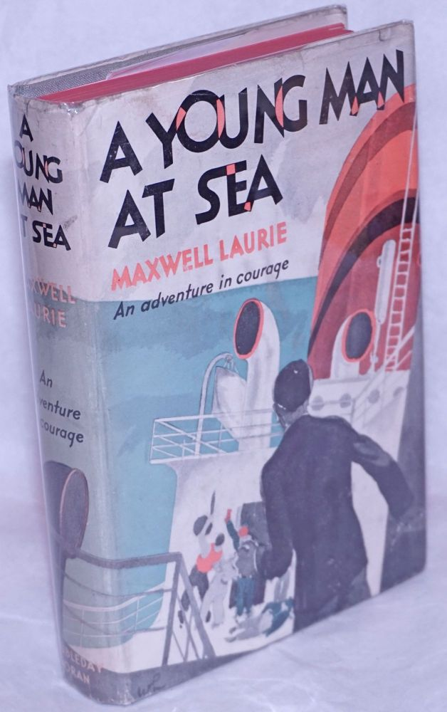 A Young Man at Sea. Maxwell Laurie.
