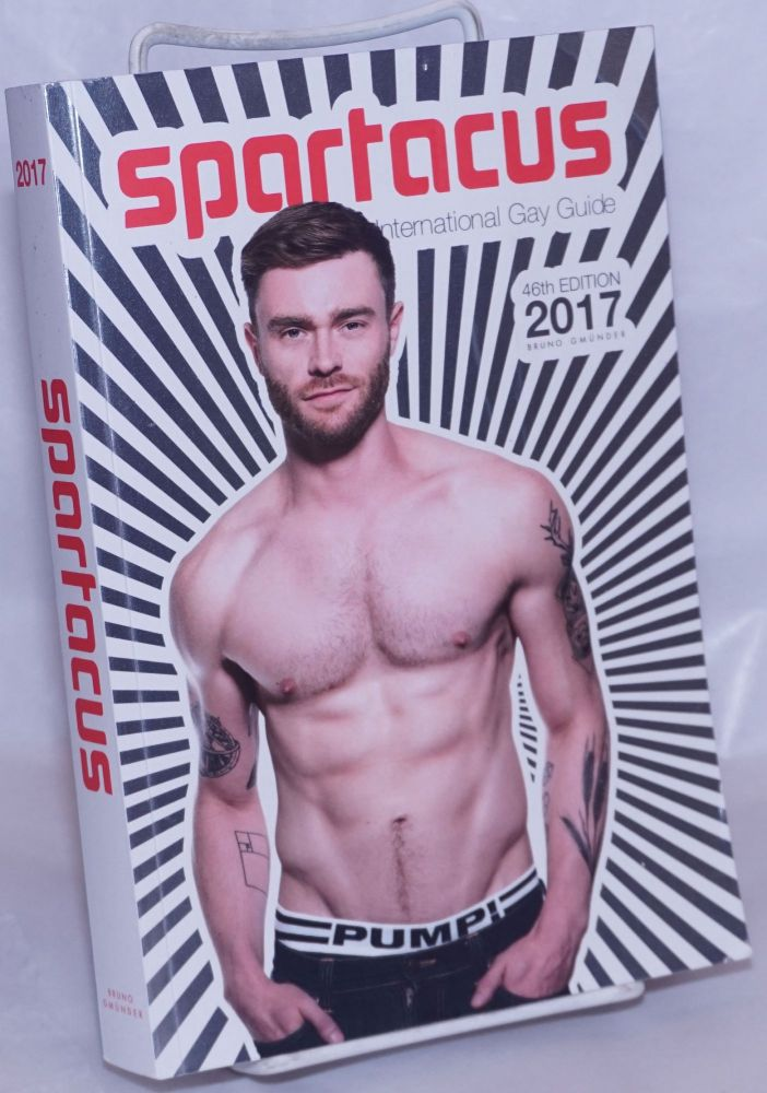 Spartacus International Gay Guide: 46th edition 2017
