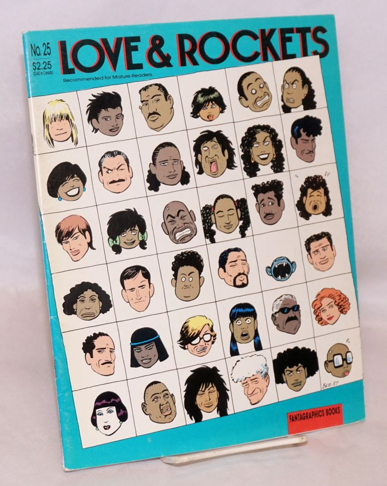 Love and rockets #25