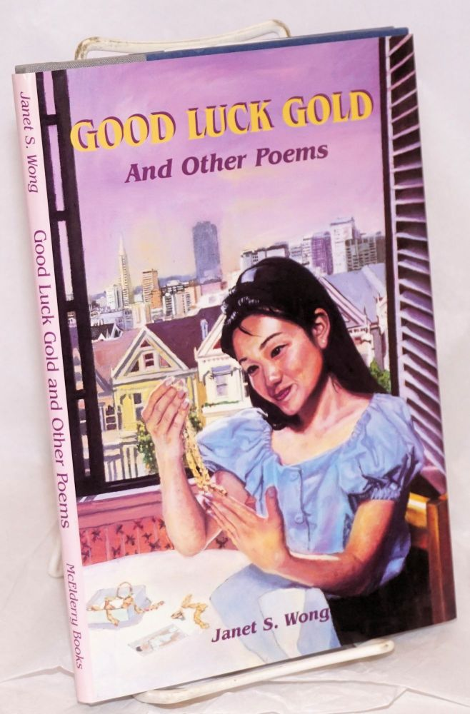 Good luck gold and other poems. Janet S. Wong.