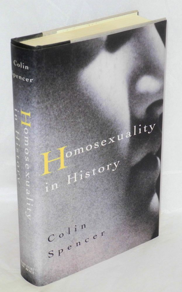 Homosexuality in history. Colin Spencer.