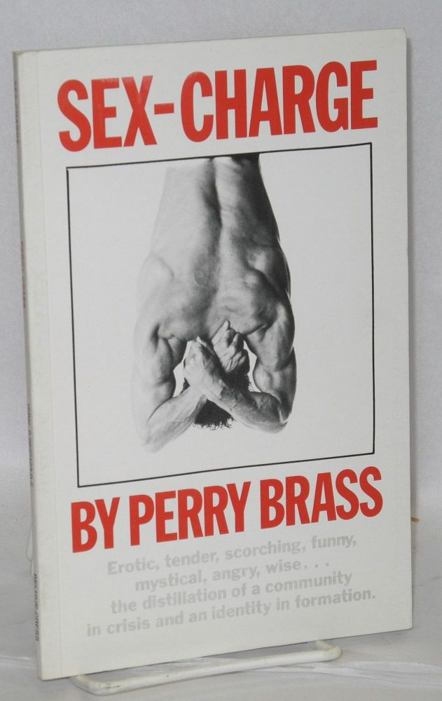 Sex-charge. Perry Brass.