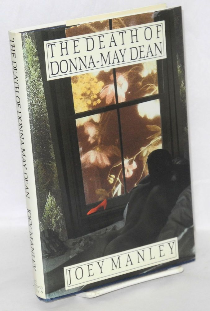 The death of Donna-May Dean. Joey Manley.