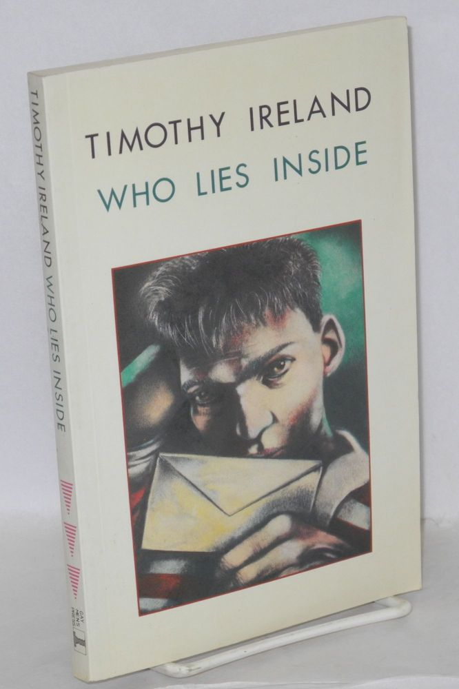 Who lies inside. Timothy Ireland.