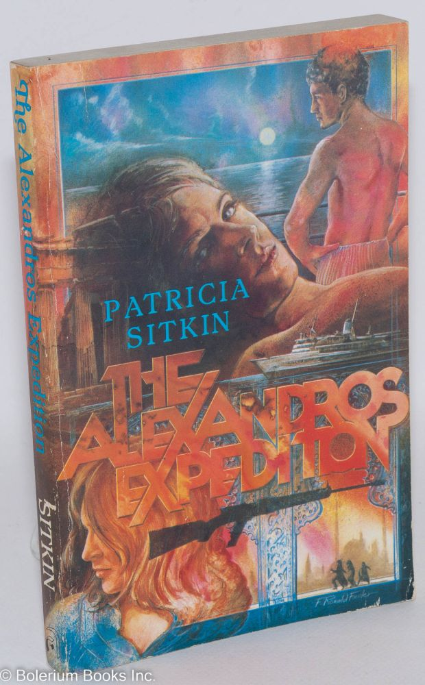 The Alexandros expedition. Patricia Sitkin.