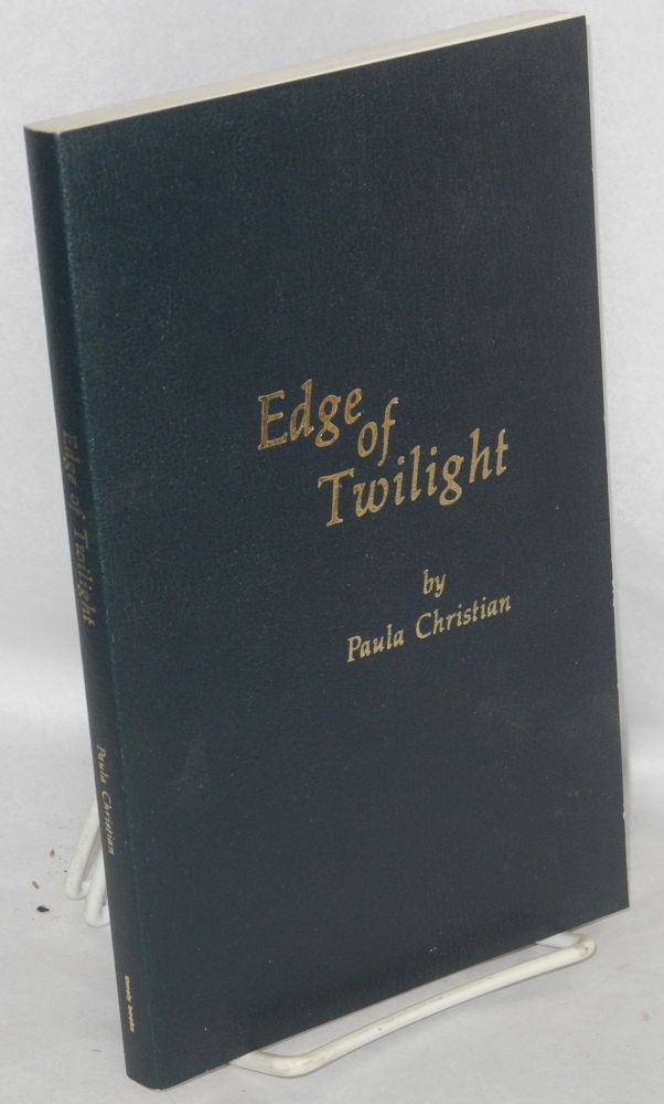 Edge of twilight. Paula Christian.