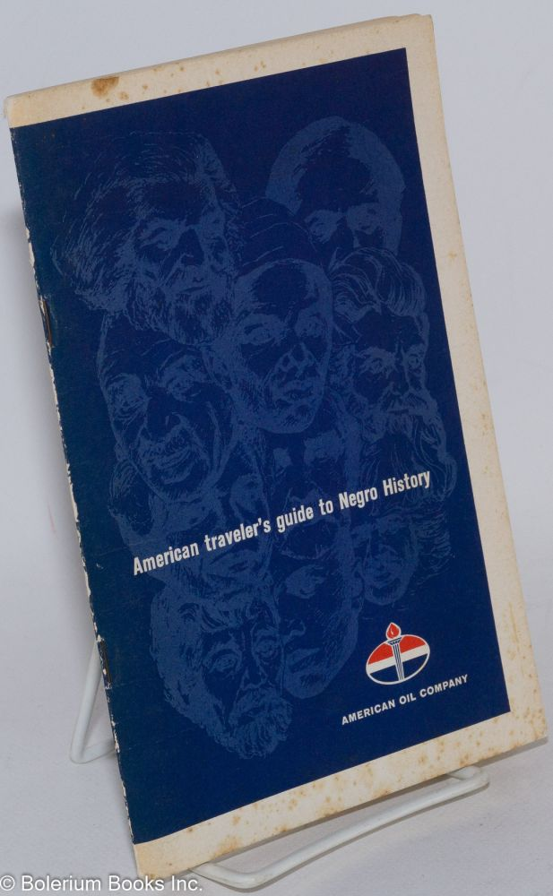 American traveler's guide to Negro history