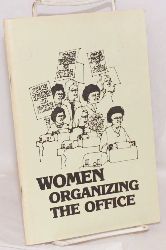 Women organizing the office. Women's Work Project.