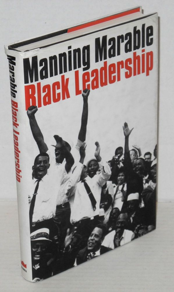 Black leadership. Manning Marable.