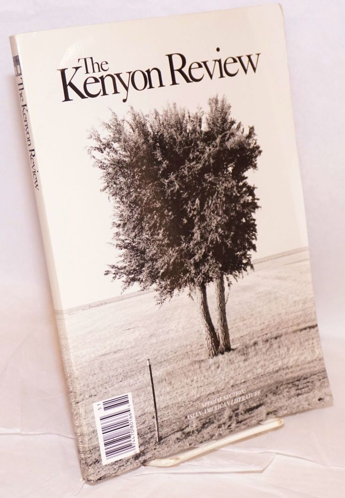 The Kenyon review; volume xvii, number 2, spring 1995