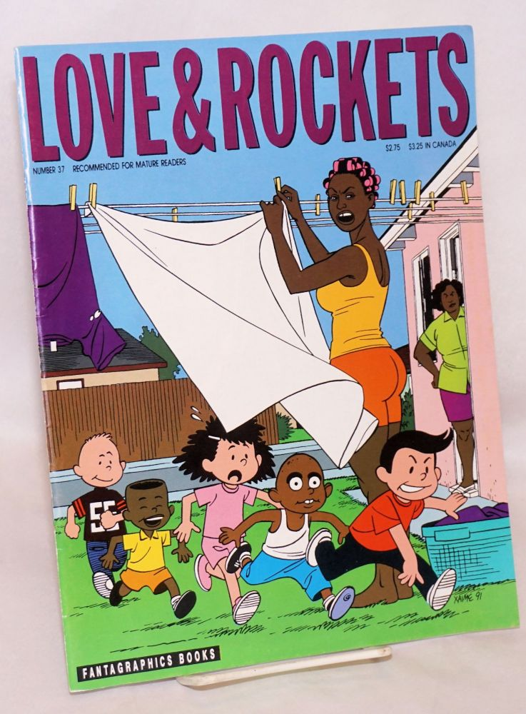 Love and rockets #37