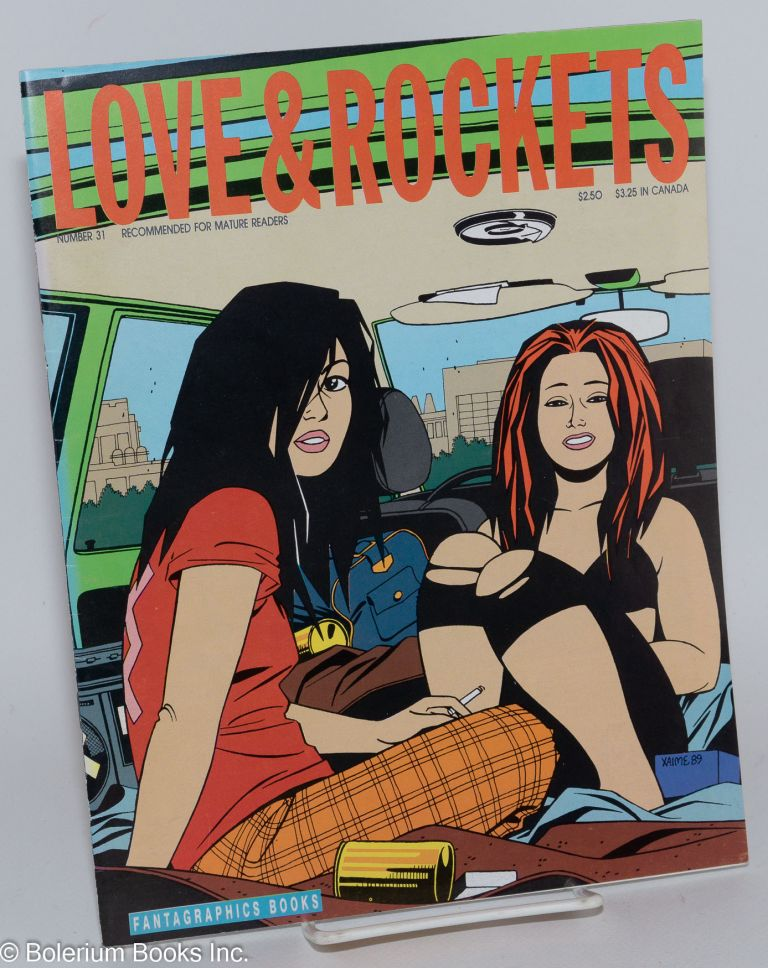 Love and rockets #31. Hernandez Bros.
