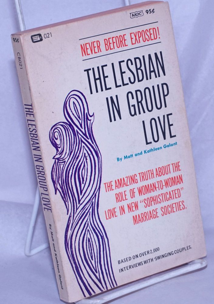 The lesbian in group love. Matt Galant, Kathleen Galant.
