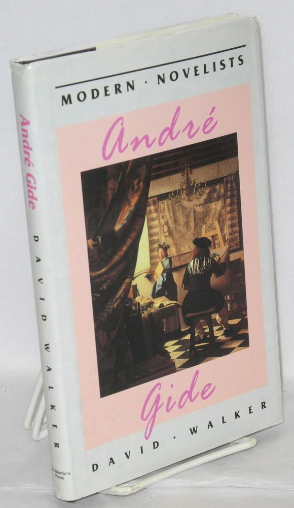 André Gide. David H. Walker.