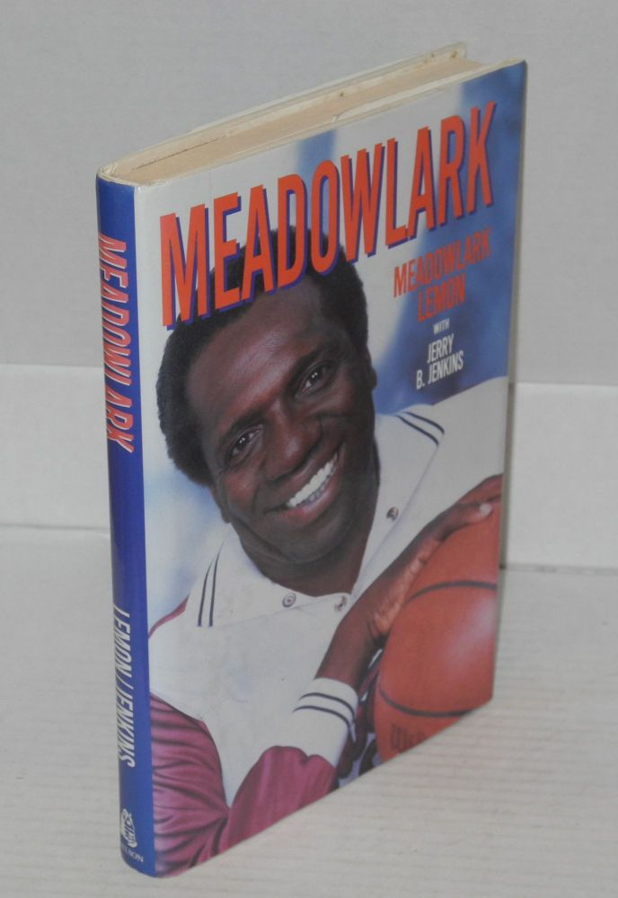 Meadowlark. Meadowlark Lemon, , Jerry B. Jenkins.
