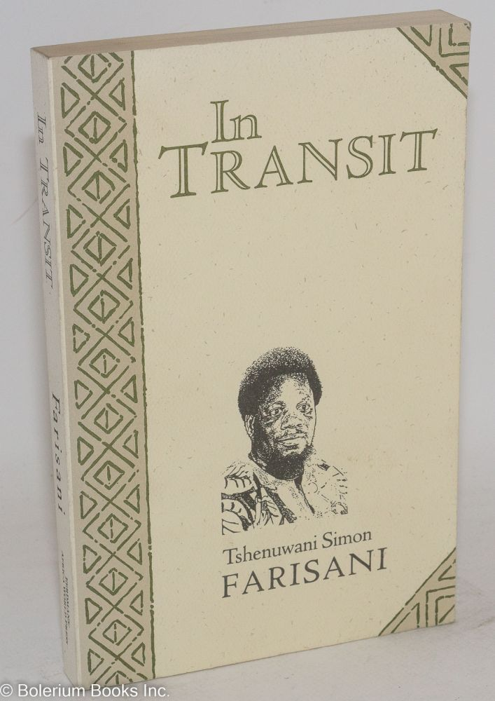 In transit; between the image of God and the image of man. Tshenuwani Simon Farisani.