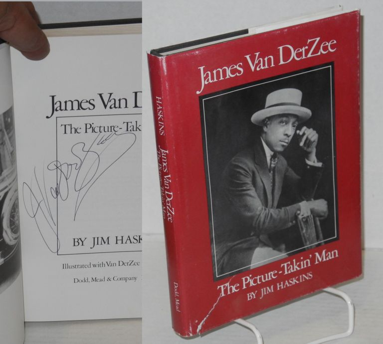 James Van DerZee; the picture-takin' man, illustrated with Van DerZee photographs. Jim Haskins.