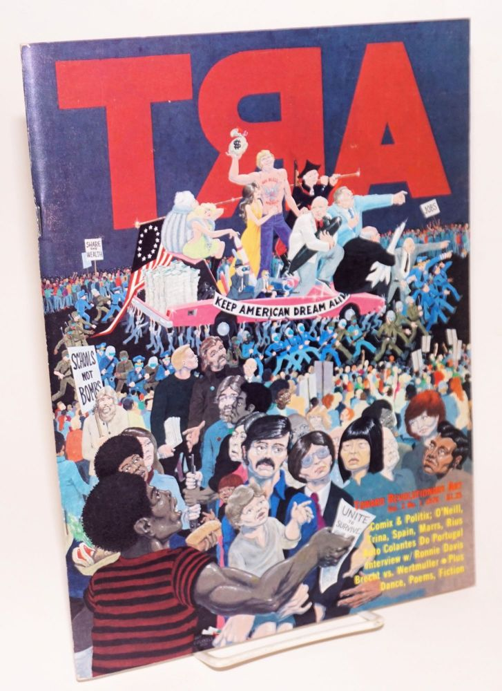 TRA; toward revolutionary art, number 7 (vol. 3, no. 1, 1976)