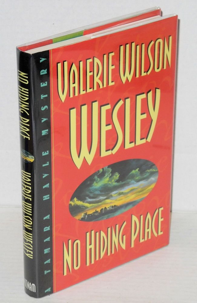 No hiding place. Valerie Wilson Wesley.