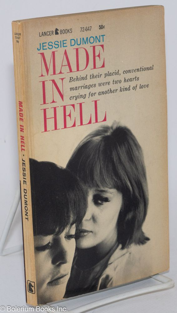 Made in hell. Jessie Dumont.