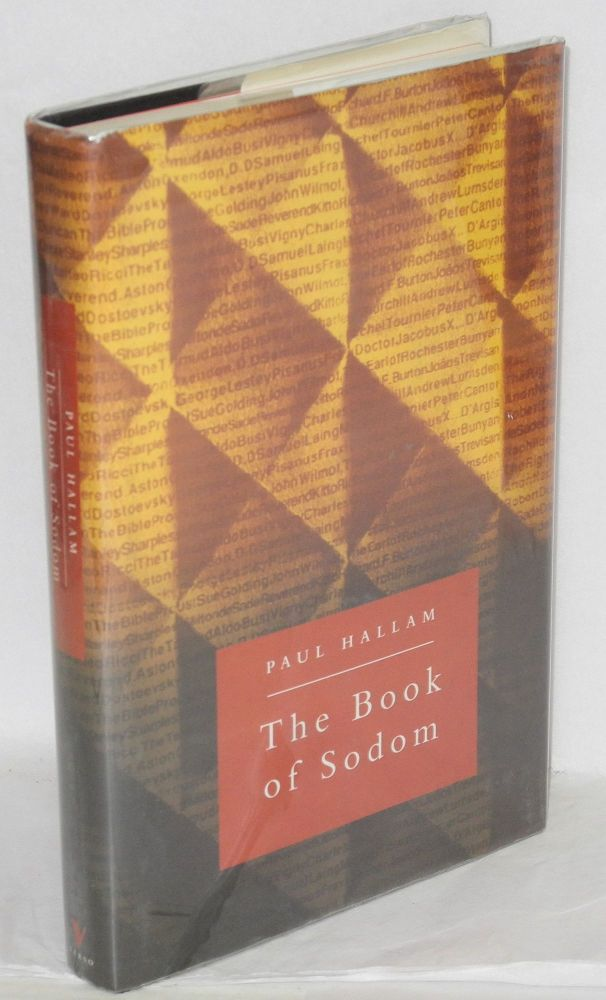 The book of Sodom. Paul Hallam.