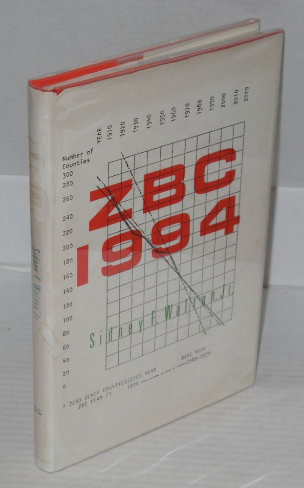 ZBC 1994: a geonomical solution to the problem of haphazard. Sidney F. Walton, Jr.