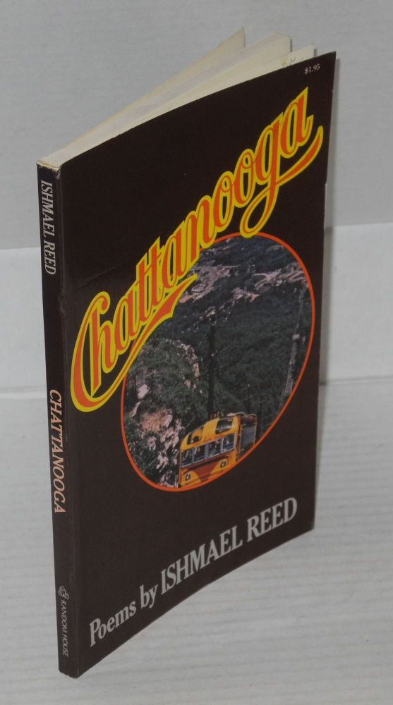 Chattanooga; poems. Ishmael Reed.
