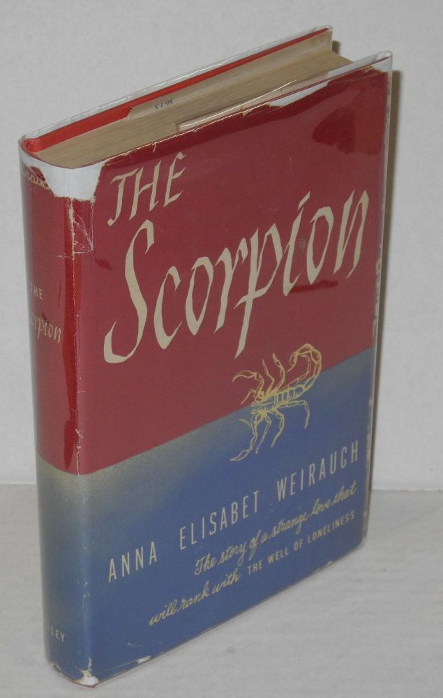 The Scorpion. Anna Elisbet Weirauch, , Whittaker Chambers.