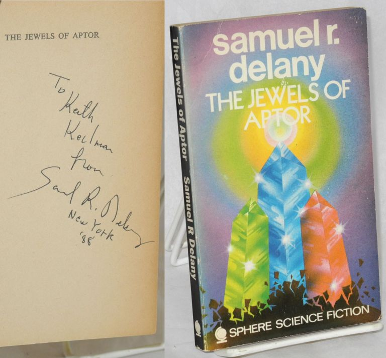 The jewels of Aptor. Samuel R. Delany.