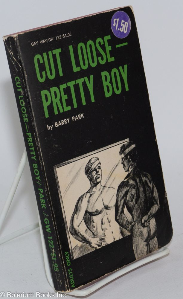 Cut loose, pretty-boy! Barry Park.