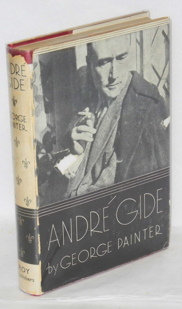 André Gide; a critical and biographical study. George D. Painter.