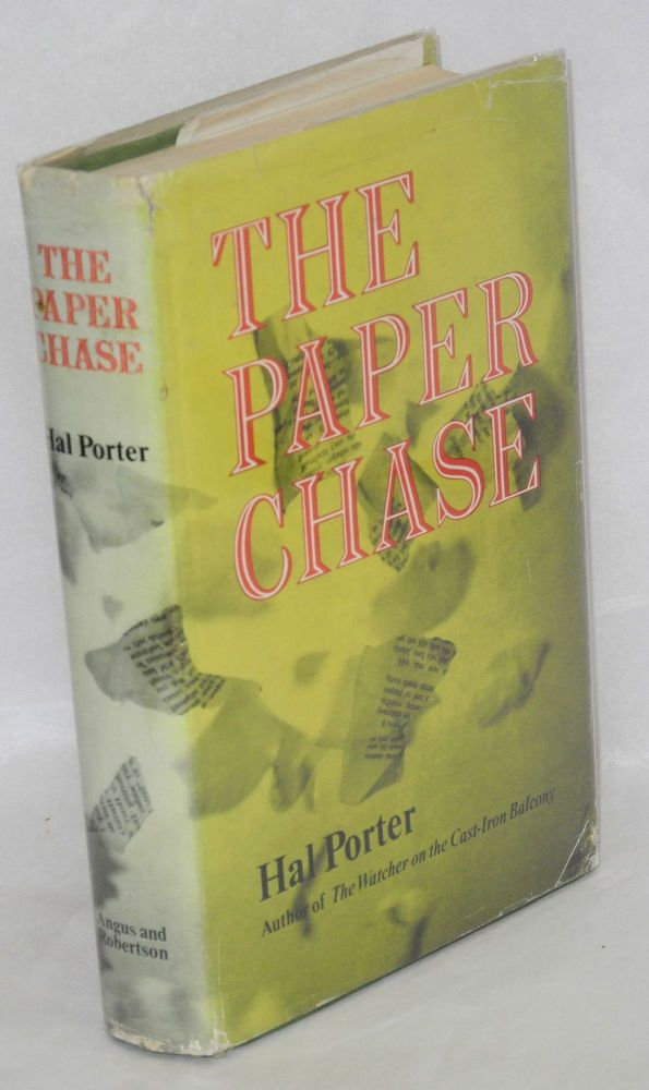 The paper chase. Hal Porter.
