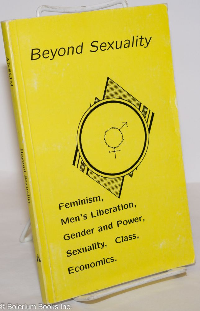Beyond sexuality. Anonymous, ANSLIM - two men, three women.