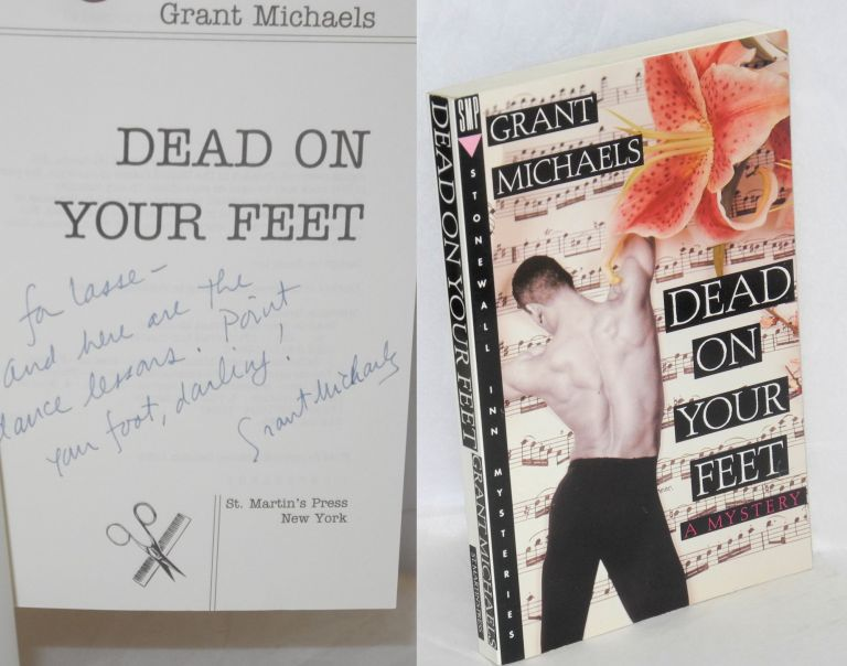 Dead on your feet. Grant Michaels.