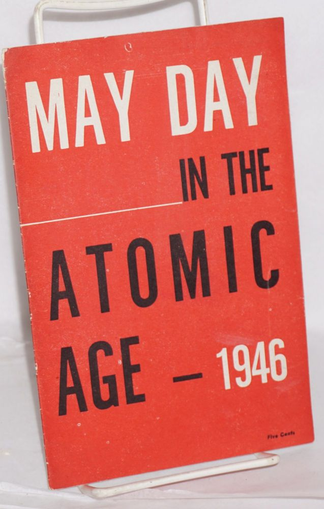May Day in the atomic age - 1946