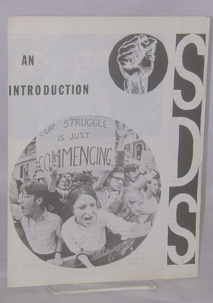 An introduction. Students for a. Democratic Society.