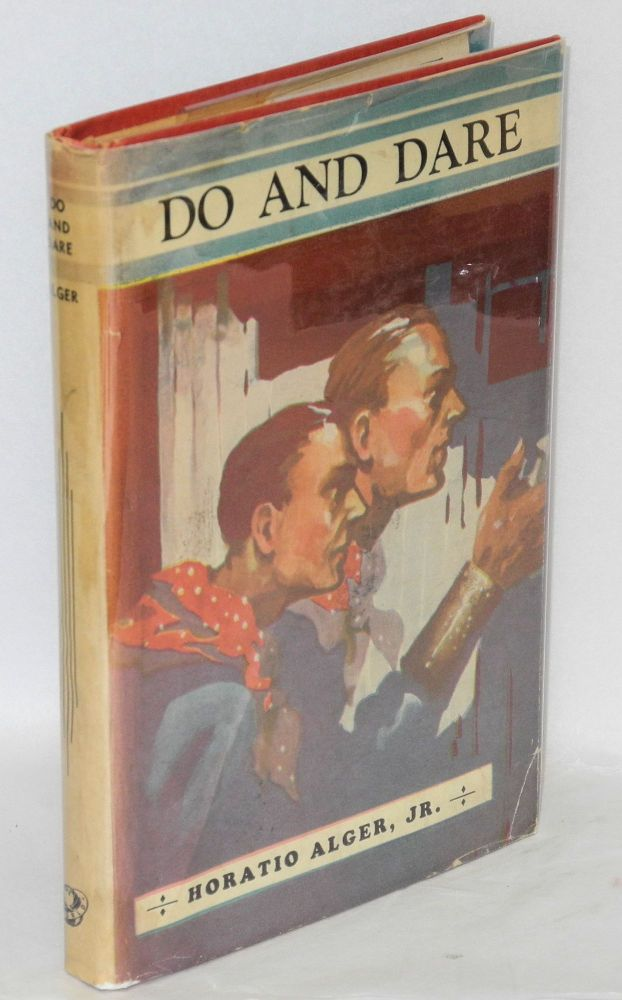 Do and dare. Horatio Alger, Jr.
