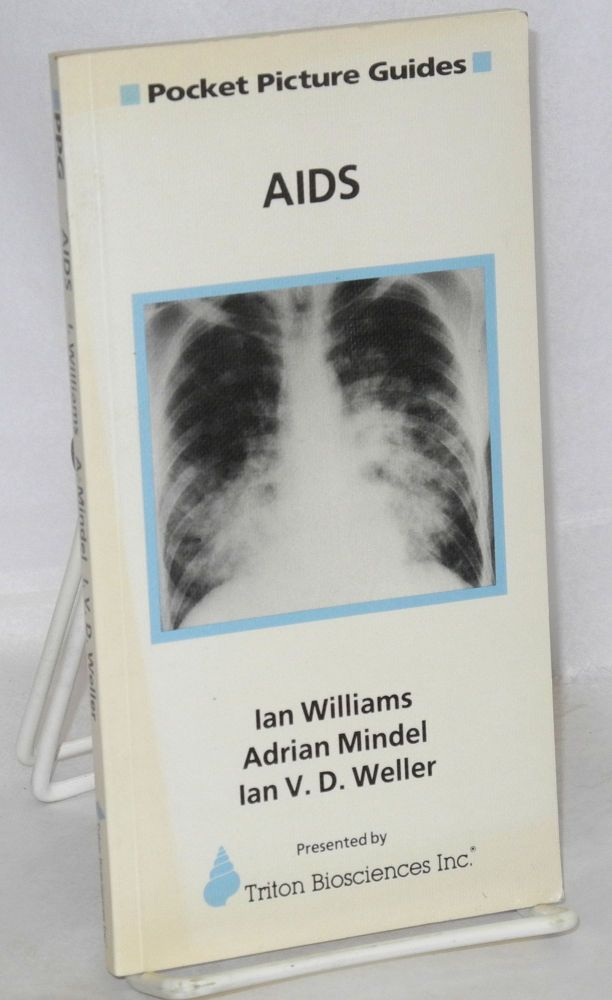 AIDS. Ian Williams, Adrian Mindel, Ian V. D. Weller.