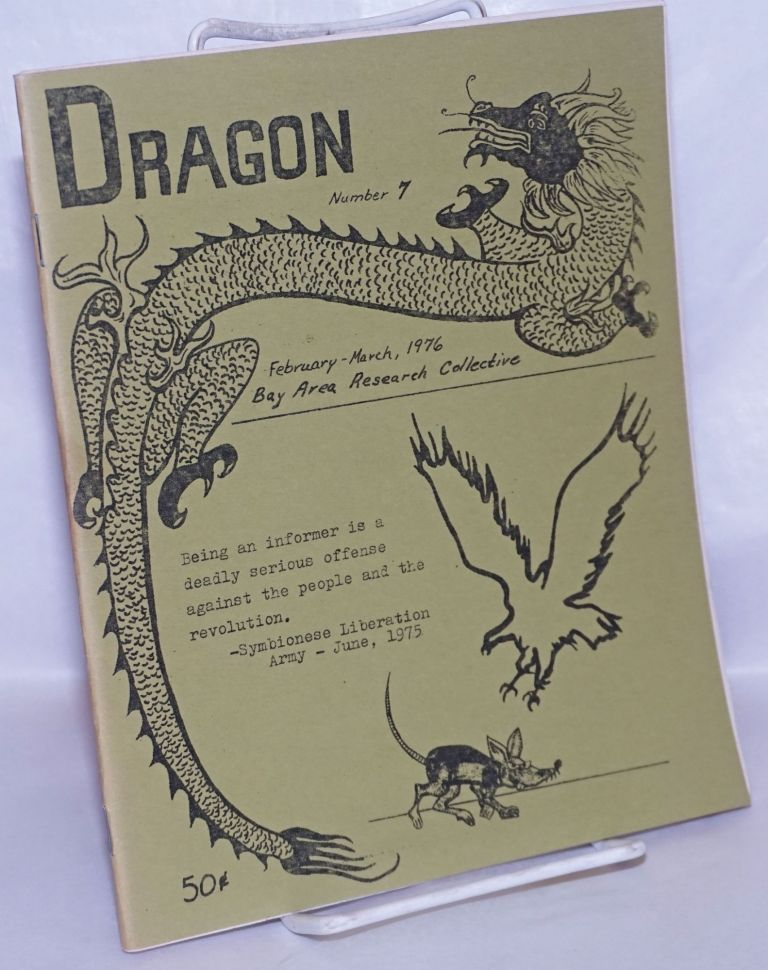 Dragon number 7. February - March, 1976