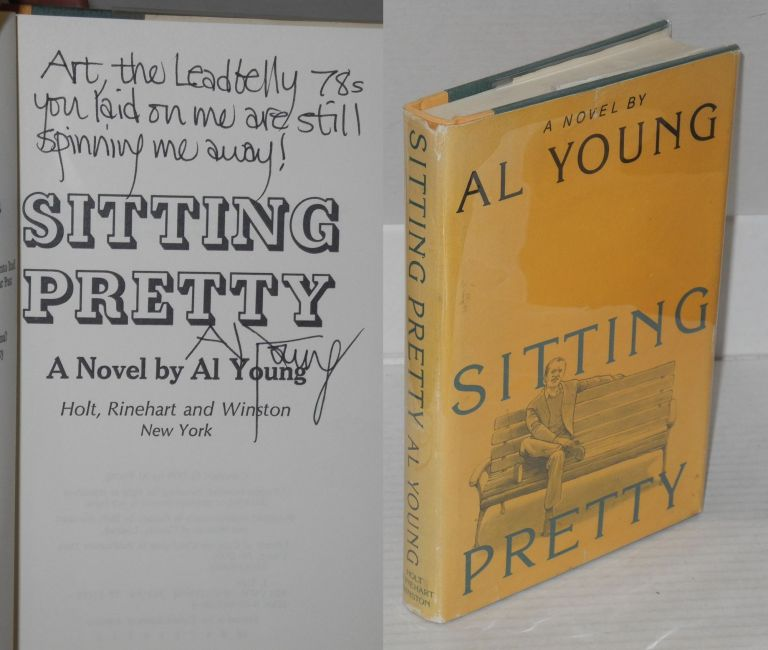 Sitting pretty. Al Young.