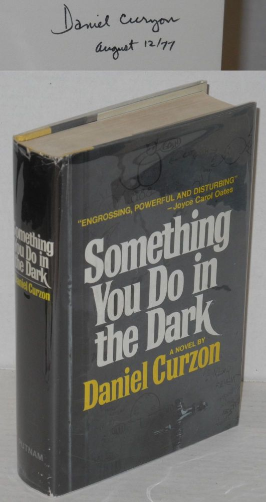 Something you do in the dark;. Daniel Curzon, Daniel Brown.